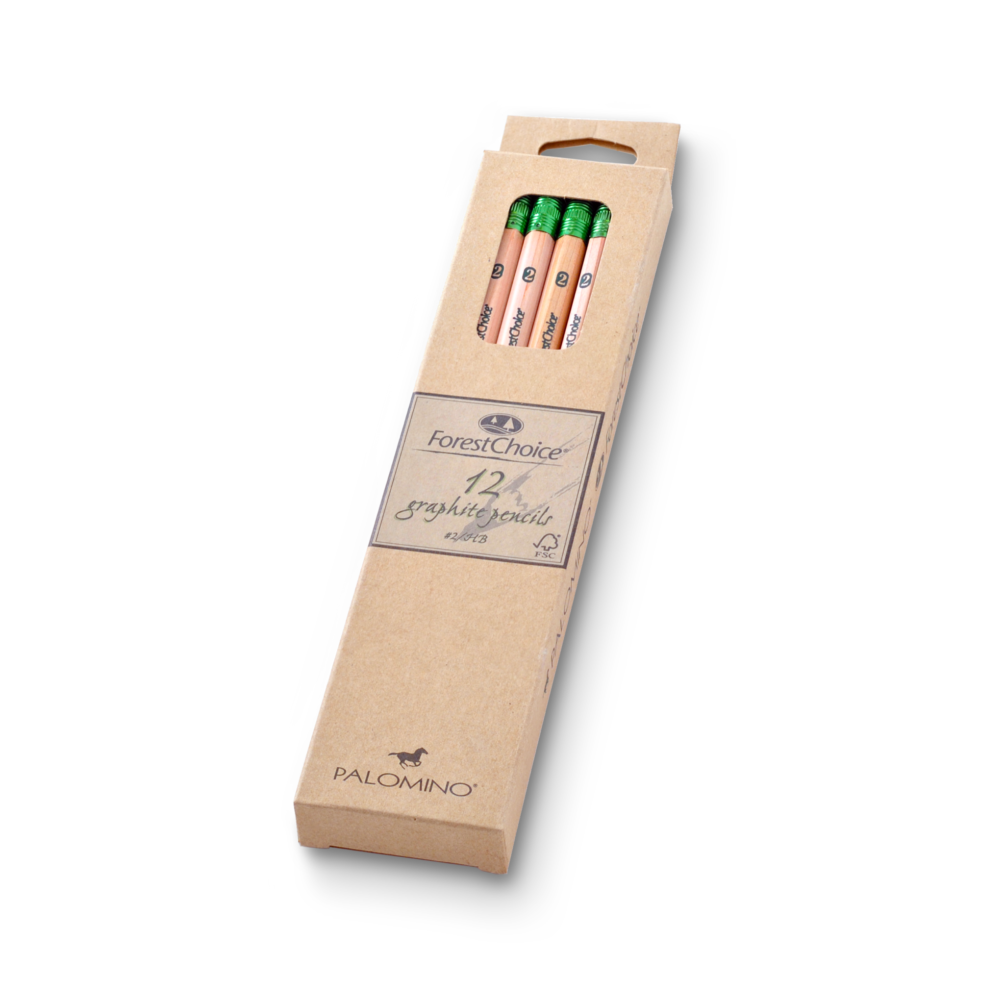 Colouring pencils for adults reviews - Forestchoice 2 Graphite Pencils 12 Pack