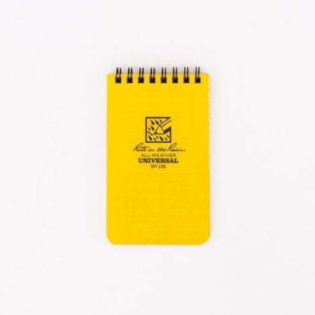 Rite in the Rain Pocket Top-Spiral Notebook