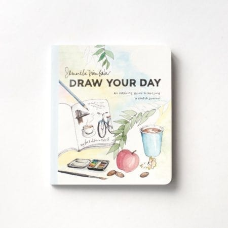 Draw Your Day by Samantha Dion Baker
